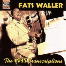 Fats Waller (1904-1943): The 1935 Transcriptions, CD