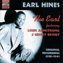 Earl Hines (1903-1983): Feat.Louis Armstrong & Sidney Bechet, CD