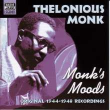 Thelonious Monk (1917-1982): Monk's Moods, CD