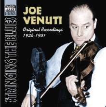 Joe Venuti (1903-1978): Stringing The Blues, CD