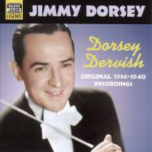 Jimmy Dorsey (1904-1957): Dorsey Dervish, CD