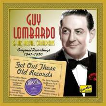 Guy Lombardo & The Royal Canadians: Get Out Those Old Records, CD