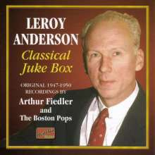 Leroy Anderson: Classical Juke Box, CD