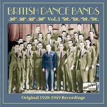 British Dance Bands Vol. 3, CD