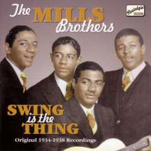 The Mills Brothers: Swing Is The Thing, CD