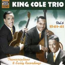 Nat 'King' Cole: Transcriptions Vol. 6, CD