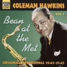 Coleman Hawkins (1904-1969): Bean At The Met, CD