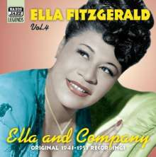 Ella Fitzgerald (1917-1996): Ella And Company, CD