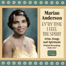 Marian Anderson: Ev'ry Time I Feel The Spirit, CD