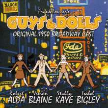 Guys & Dolls, CD