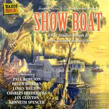 Show Boat, CD