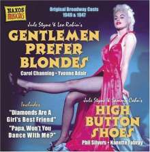 Gentlemen Prefer Blondes/High Butto., CD