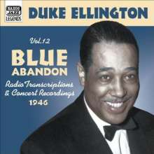 Duke Ellington (1899-1974): Blue Abandon, CD