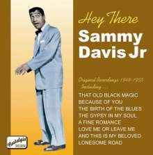 Sammy Davis Jr.: Hey There, CD