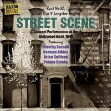 Weill / Rice / Hughes: Street Scene, CD