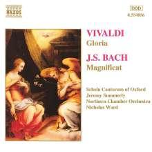 Antonio Vivaldi (1678-1741): Gloria RV 589, CD