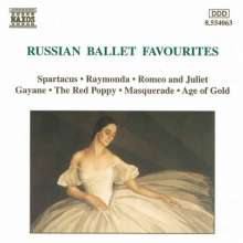 Russian Ballet Favourites, CD
