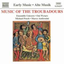 Musik der Troubadoure (12.& 13.Jh.), CD