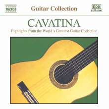"Naxos-Sampler ""Cavatina"", CD"