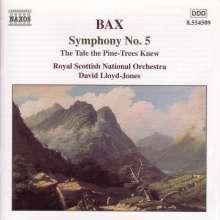Arnold Bax (1883-1953): Symphonie Nr.5, CD