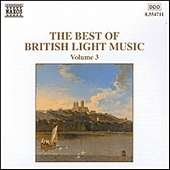 The Best of British Light Music Vol.3, CD