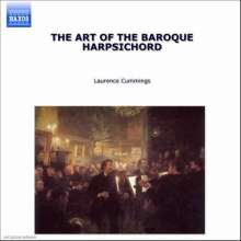 Laurence Cummings - The Art of Baroque Harpsichord, CD