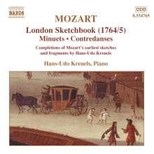 Wolfgang Amadeus Mozart (1756-1791): Fragmente, CD