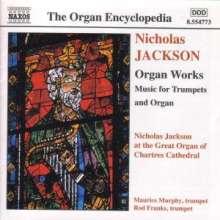 Nicholas Jackson (geb. 1934): Orgelwerke, CD