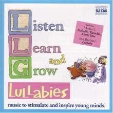Listen Learn & Grow: Lullabies, CD