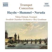 Niklas Eklund - Trumpet Concertos, CD