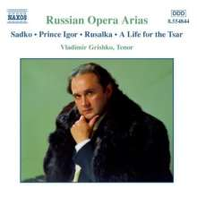 Vladimir Grishko - Russian Opera Arias Vol.2, CD