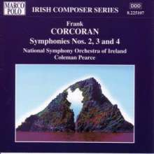 Frank Corcoran (geb. 1944): Symphonien Nr.2-4, CD