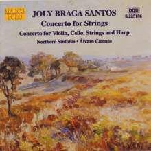 Joly Braga Santos (1924-1988): Konzert für Streicher, CD