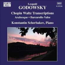 Leopold Godowsky (1870-1938): Klavierwerke Vol.9, CD