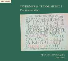 Taverner & Tudor Music I, CD