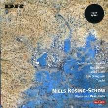 Niels Rosing-Schow (geb. 1954): Werke, CD