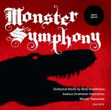 Niels Marthinsen (geb. 1963): Monster Symphony, CD