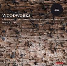 Wood'N'Flutes - Woodworks, CD