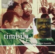 Timbila: Eduardo Durao Timbila Ensemble, CD