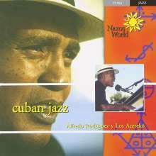 Alfredo Rodriguez: Cuban Jazz, CD
