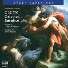David Timson: Intro To Orfeo Ed Eurid, CD
