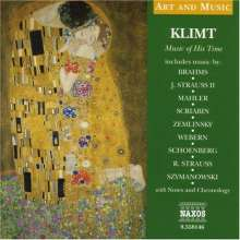 Klimt - Music of His Time, CD