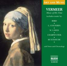Johannes Vermeer - Music of His Time, CD