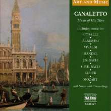 Canaletto - Music of His Time, CD