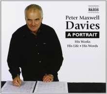 Peter Maxwell Davies - A Portrait (in engl.Spr.), 2 CDs