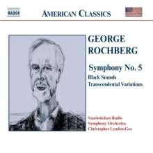 George Rochberg (geb. 1918): Symphonie Nr.5, CD