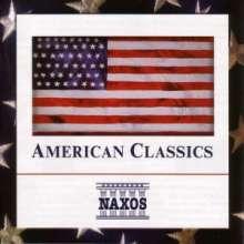 American Classics (Naxos-Sampler), CD