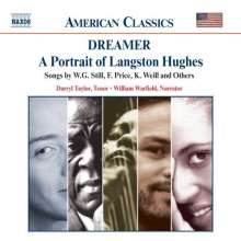 Darryl Taylor - Dreamer (A Portrait of Langston Hughes), CD