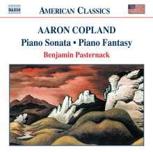 Aaron Copland (1900-1990): Klaviersonate (1939/41), CD