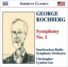 George Rochberg (geb. 1918): Symphonie Nr.1, CD